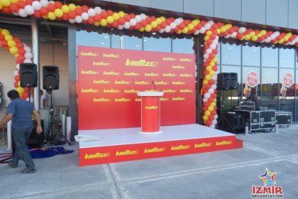 Sahne ve Kürsü Kiralama İzmir Organizasyon