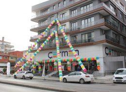 Zincir Balon Süsleme İstanbul