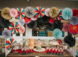 İkramlık ve Catering Hizmeti Masa Süsleme İzmir