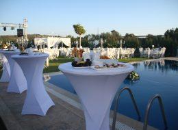Bistro Masa Kiralama Düğün Organizasyonu İzmir