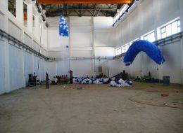 Marina Açılış Organizasyonu Balon Aktiviteleri İzmir Organizasyon