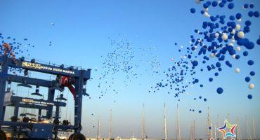 Didim D Marin Açılış Organizasyonu Balon Yağmuru İzmir Organizasyon