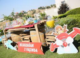 Ekipman Temini ve Doğum Günü Organizasyonu Süsleme Hizmeti İzmir