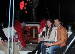 Teknede Doğum Günü Organizasyonu ve Körfez Turu İzmir