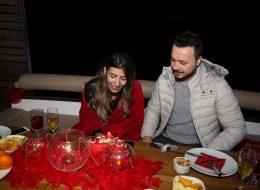 Sevgililer Günü ve Doğum Günü Organizasyonu ile Teknede Sürpriz Kutlama İzmir