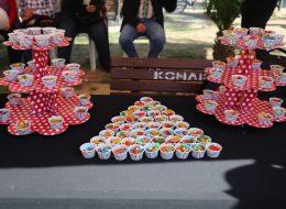 İzmir Doğum Günü Organizasyonları Şekerleme Masası Kurulumu