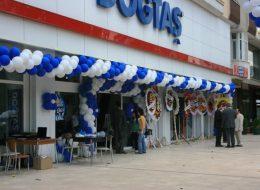Doğtaş Açılış Organizasyonu Balon Süsleme İzmir Organizasyon