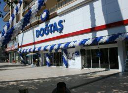 Aydın Doğtaş Açılış Organizasyonu Balon Süsleme İzmir Organizasyon