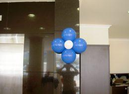 İzmir Papatya Balon Süsleme İzmir Organizasyon