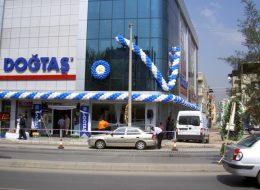 Özel Tasarım Balon Süsleme İzmir Organizasyon