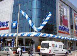 İzmir Açılış Organizasyonu Balon Süsleme İzmir Organizasyon