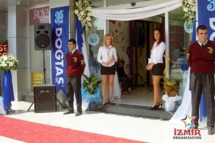 Bornova Doğtaş Mobilya Açılış Organizasyonu Ajans Hizmetleri İzmir Organizasyon