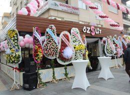 Kokteyl Masası Kiralama İzmir Açılış Organizasyonu