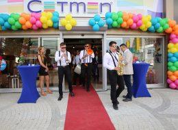 Bando Takımı Eşliğinde Açılış Organizasyonu ve Bistro Masa Kiralama İzmir