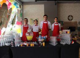 Servis Elemanı ve Garson Kiralama Catering Ekipmanları Temini İzmir