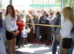 Protokol Katılımlı Açılış Organizasyonu Hostes Kiralama İzmir