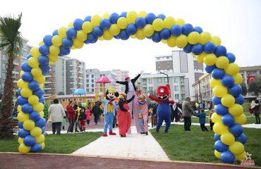 Buca Belediyesi Park Açılış Organizasyonu İzmir Organizasyon