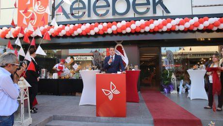 İzmir Kelebek Mobilya Açılış Organizasyonu İzmir Organizasyon