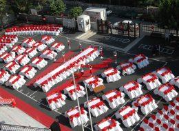 Drone Çekimi Mezuniyet Organizasyonu İzmir Organizasyon