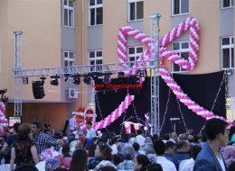 Balon Süsleme İzmir Mezuniyet Organizasyonu