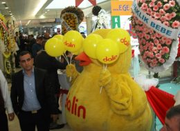 Marka Maskot Gösterisi İzmir Organizasyon