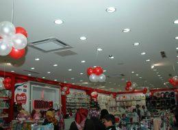 Mina Baby Mağazası Açılış Organizasyonu İzmir Organizasyon
