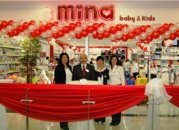 Mina Baby Mağaza Açılışı İzmir Organizasyon