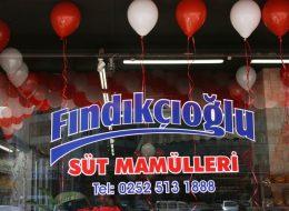 Milas Açılış Organizasyonu Uçan Balon Süsleme İzmir Organizasyon