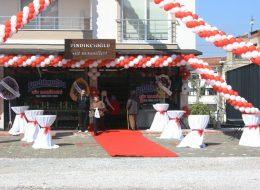 Muğla Milas Kokteylli Açılış Organizasyonu İzmir Organizasyon