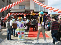 Muğla Animasyon Etkinliği İzmir Organizasyon