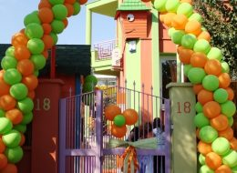 Balon Kapı Tak Süsleme İzmir Organizasyon