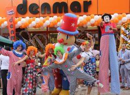 Şişme Maskot ve Palyaço Kiralama Açılış Organizasyonu İzmir