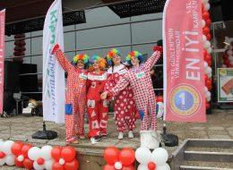 Papatya Balon Süsleme ve Palyaço Kiralama Açılış Organizasyonu