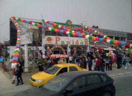 İzmir Bayrak Süsleme İzmir Organizasyon