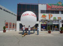 İzmir Zeplin Balon Temini İzmir Organizasyon