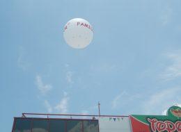 Pamidor Zeplin Balon Etkinliği İzmir Organizasyon