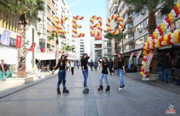 Pazarlama Tanıtım Ağırlıklı AVM Açılış Organizasyonu İzmir