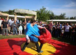 Sumo Güreşi Oyun Parkuru Kiralama ve Sumo Yarışması İzmir