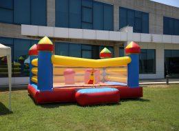 Kuleli Zıp Zıp Şişme Çocuk Oyuncakları Kiralama İzmir