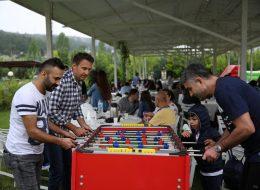 Aile Günü Etkinlikleri Masa Langırt Kiralama İzmir