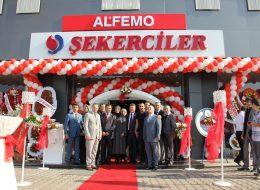 İzmir Protokol Katılımlı Açılış Organizasyonu Bistro Masa Kiralama İzmir