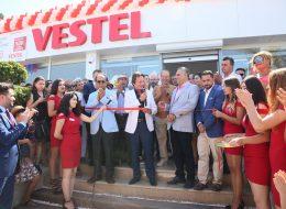 Hostes Kiralama ve Kurdele Kesme Töreni İzmir