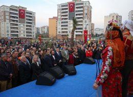 Dans Gösterisi Eşliğinde Protokol Katılımlı Açılış Organizasyonu İzmir