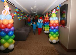 Dikme Balon Süsleme İzmir