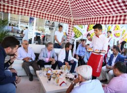 Kokteylli Açılış Organizasyonu Servis Elemanı ve Garson Kiralama İzmir