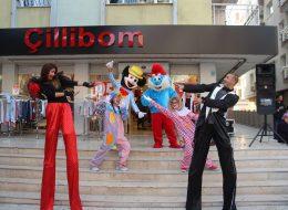Animasyonlu Açılış Organizasyonu Ses Sistemi ve Maskot Kiralama İzmir