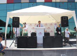 Avm Açılış Organizasyonu Ses Sistemi Temini İzmir