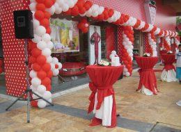 Balon Süsleme ve Ses Sistemleri Kiralama Açılış Organizasyonu İzmir