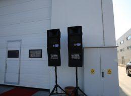 İzmir Açılış Organizasyonu Ses Sistemi Kiralama
