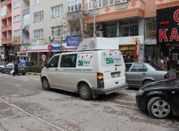 Reklam Arabası Anons Aracı Kiralama İzmir